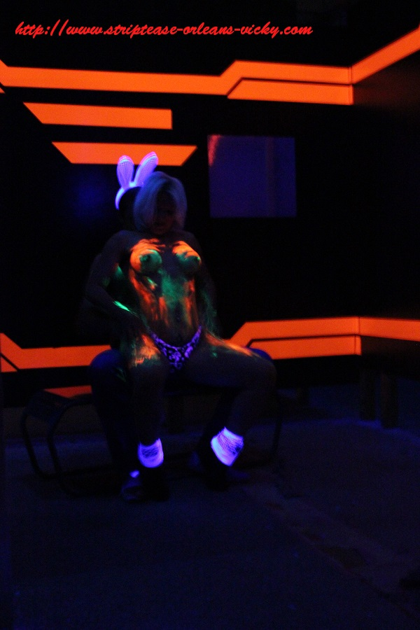 show fluo lazer game