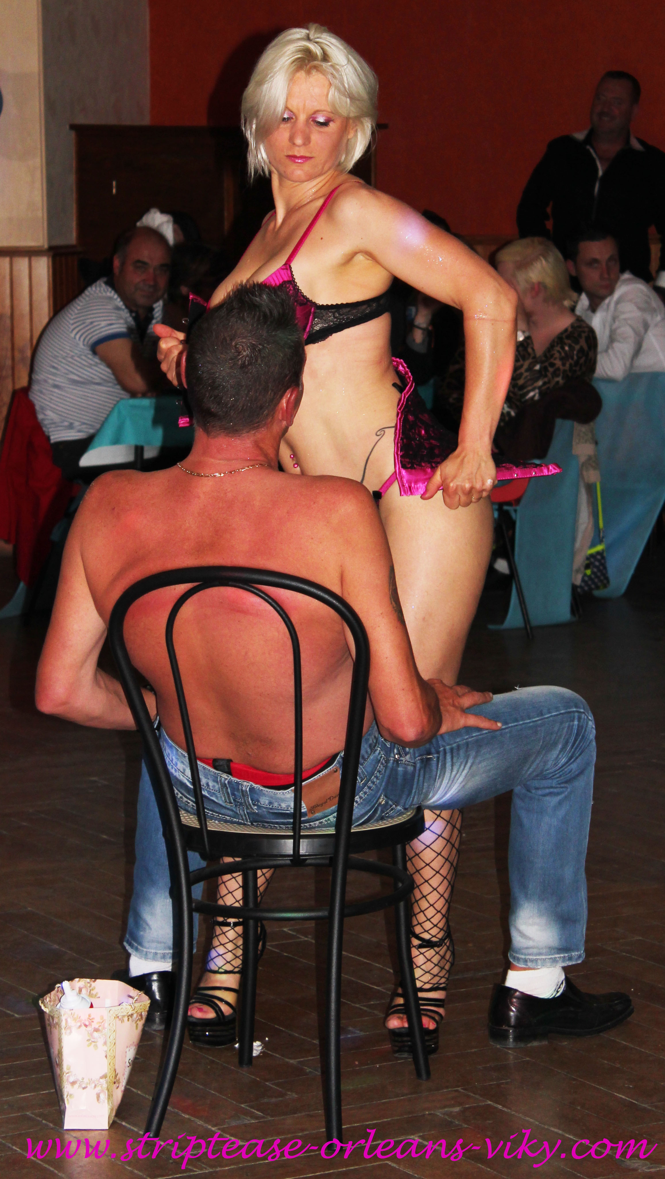 Strip-tease Pithiviers Loiret 45