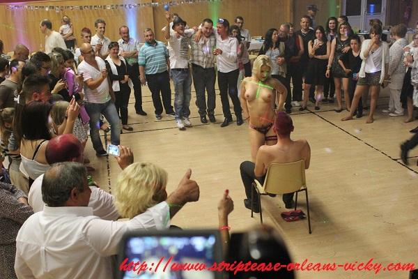 striptease gendarmerie